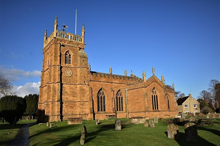 Kineton church Warwickshire