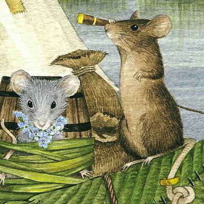 The Kidnap A Midsummer Mouse