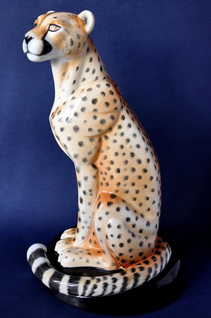 Royal Crown Derby African Cheetah The Big Cat Collection