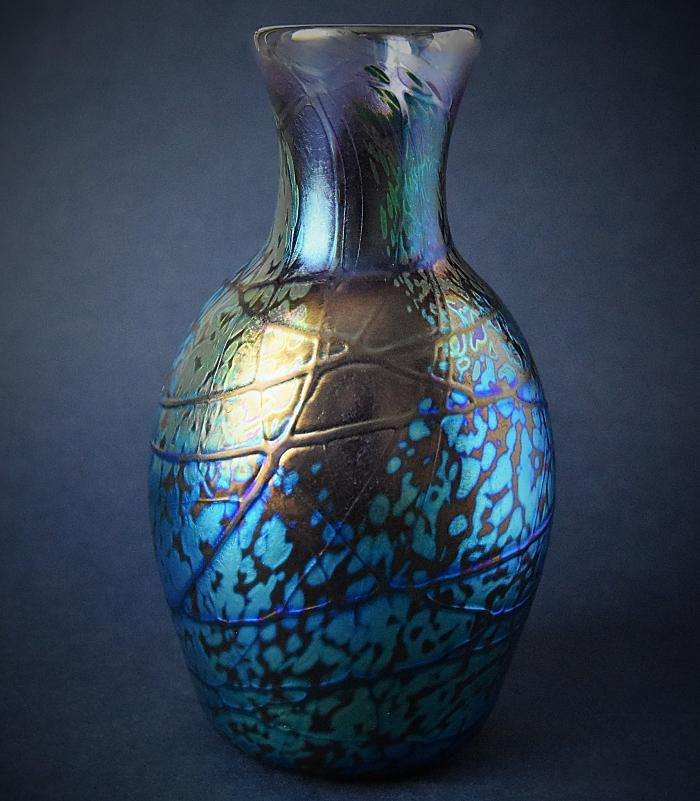 Blue Carafe Y1 Kayleigh Young Glass