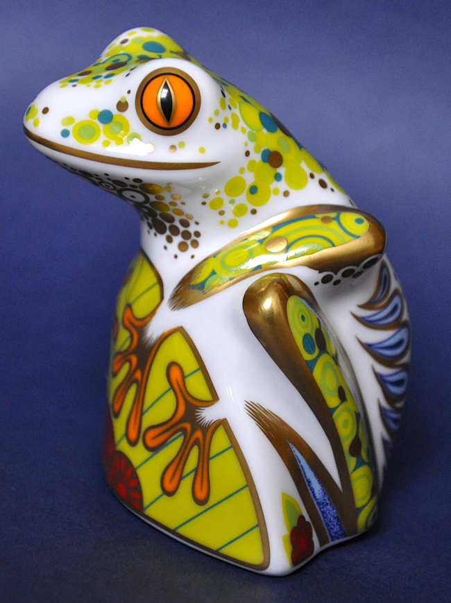 Frog Skip From Royal Crown Derby