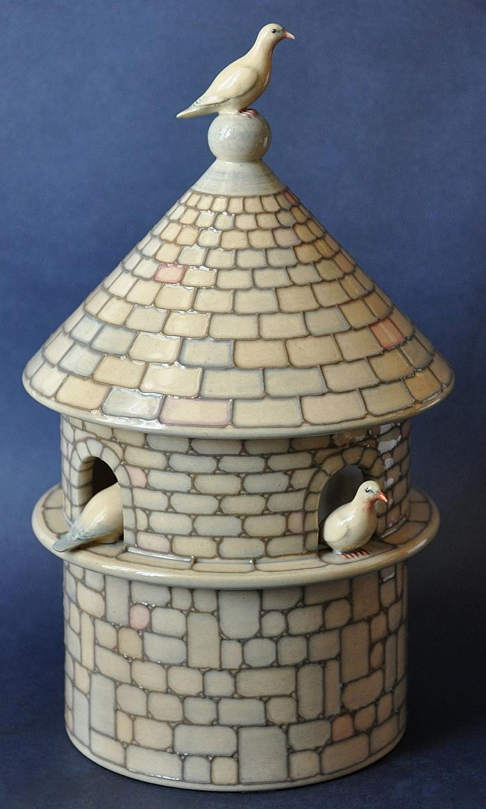 Dennis Chinaworks Dovecote Edition of 25 Sally Tuffin