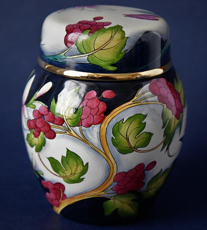 Moorcroft Enamels L769 T The Tempest Made Exclusively for B&W Thornton
