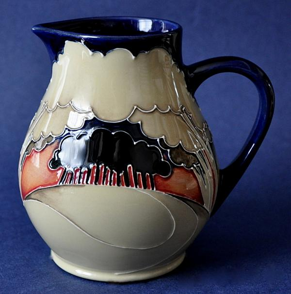 Moorcroft Pottery Eventide Winter