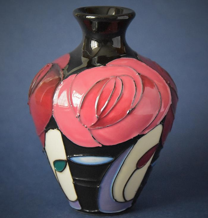 Moorcroft Pottery 03/4 Bellahouston Emma Bossons Open Edition