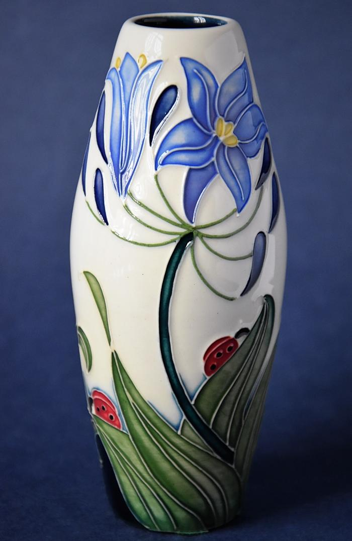Moorcroft Pottery Fly Away Home 06/5 Rachel Bishop Open Edition