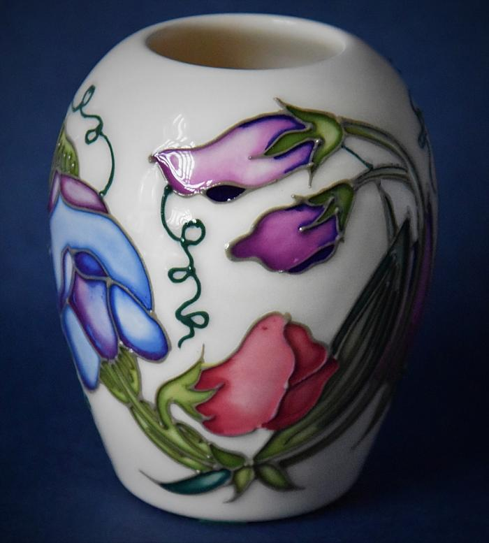 Moorcroft Pottery 102/3 Sweetness Nicola Slaney An Open Edition