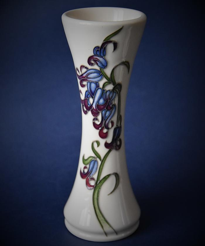 Moorcroft Pottery 344/6 Bluebell Harmony Kerry Goodwin An Open Edition