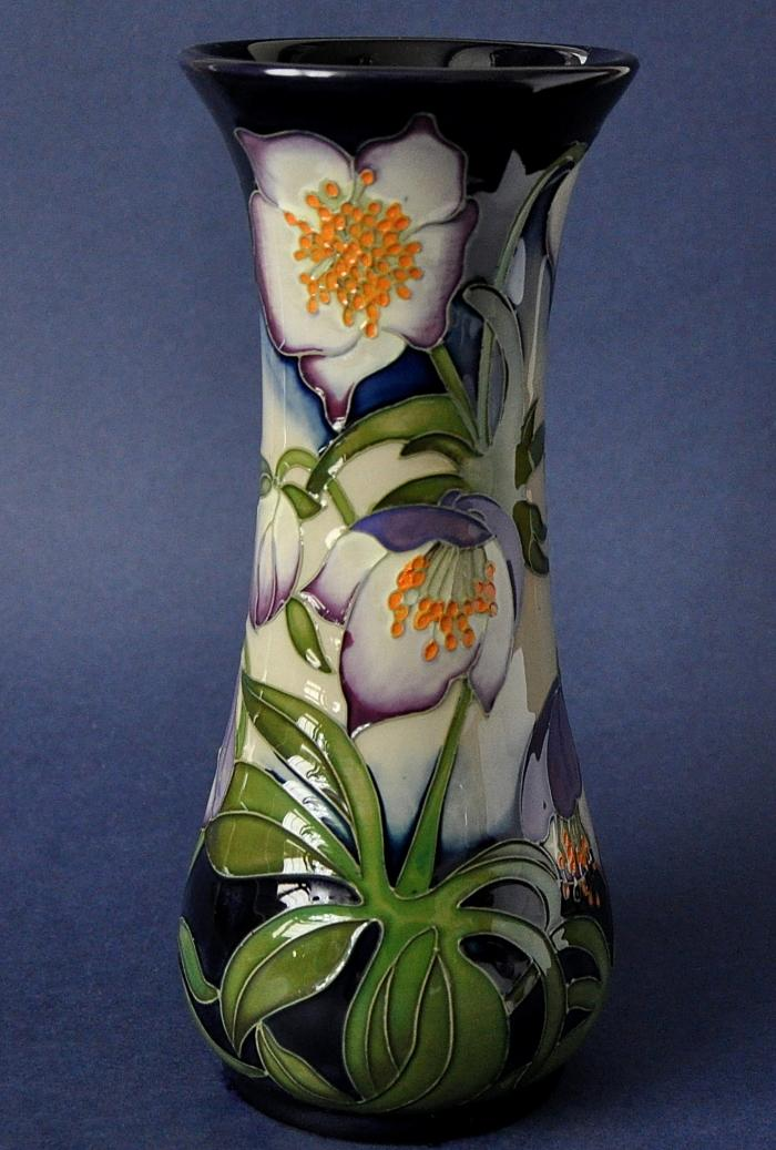 Moorcroft Pottery 364/8 Festive Friends Rachel Bishop Open Edition