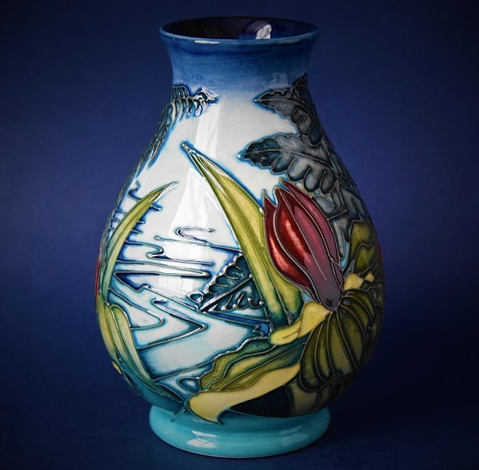 Moorcroft Pottery Sweet Betsy 7/5 Emma Bossons  An Open Edition