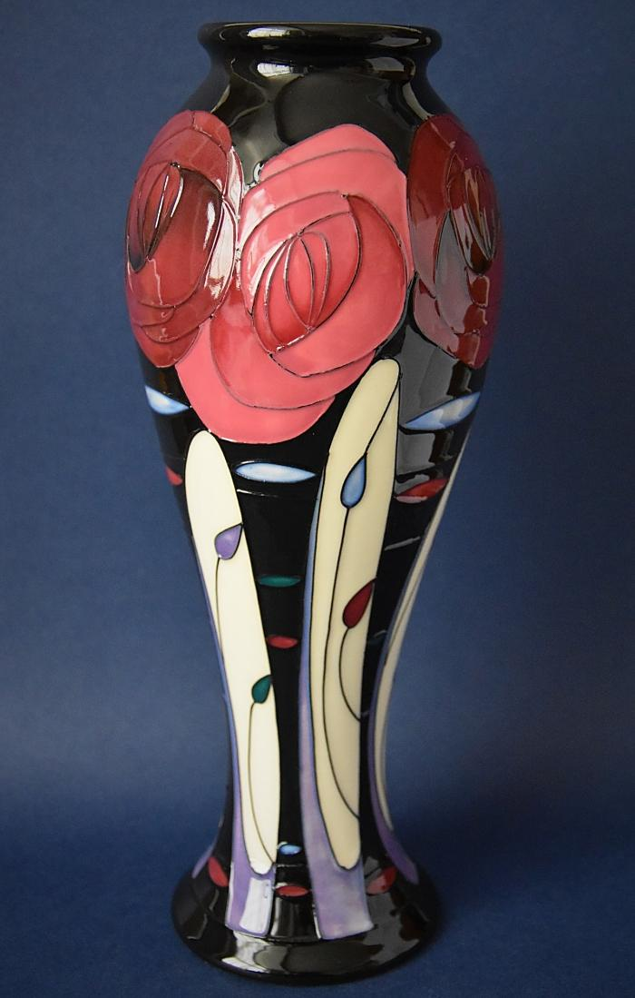 Moorcroft Pottery 75/10 Bellahouston Emma Bossons Open Edition