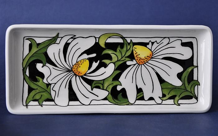 Moorcroft Pottery 965 Phoebe Summer Rachel Bishop Open Edition