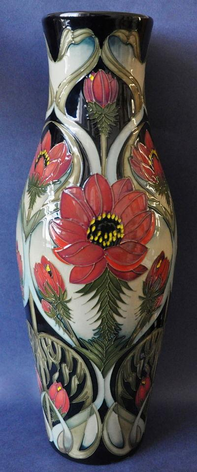 Moorcroft Pottery Adonis 12016 Vicky Lovatt Limited Edition of 100