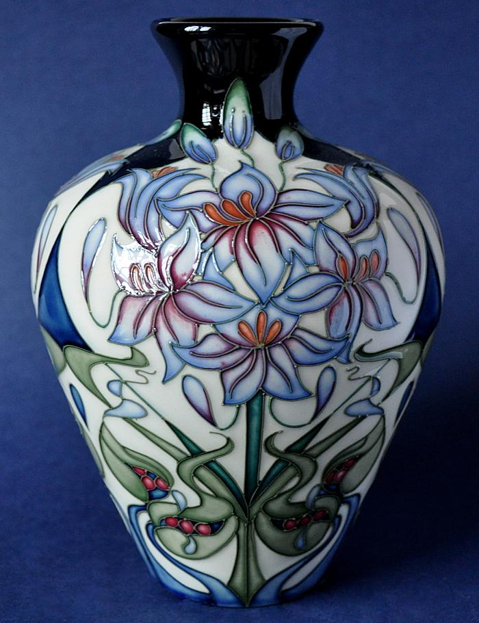 Moorcroft Pottery Castle of Mey 03/7 Rachel Bishop  Limited Edition of 200