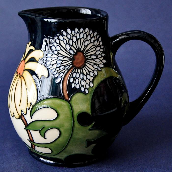 Moorcroft Pottery Daisy May JU2 Kerry Goodwin