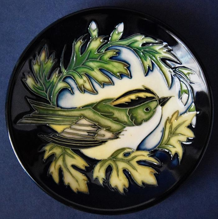 Moorcroft Pottery 780/4 Inglewood Philip Gibson Open Edition