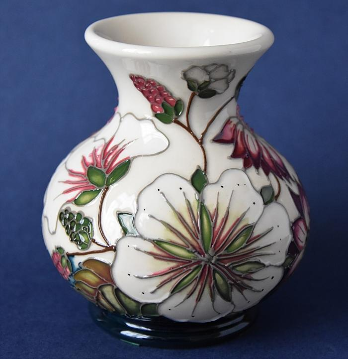 Moorcroft Pottery Bramble Revisited M1/3 Alicia Amison Open Edition