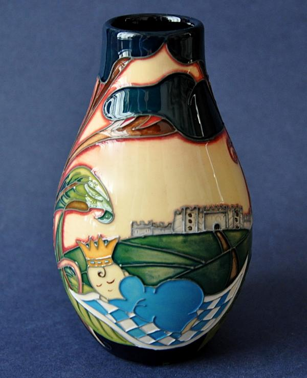 Moorcroft Pottery New Arrival