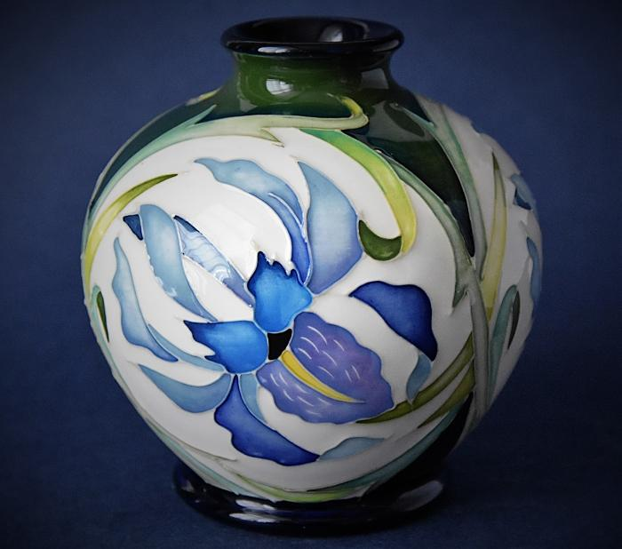 Moorcroft Pottery 41/4 RHS Lady Beatrix Stanley Nicola Slaney A Limited Edition of 40