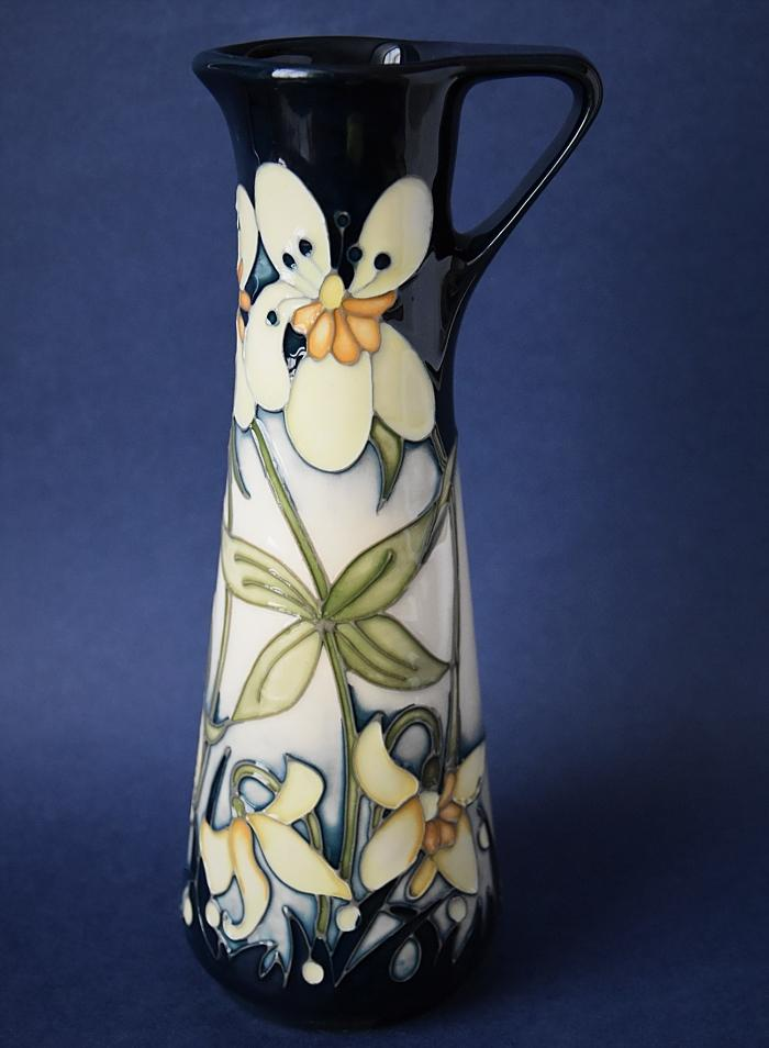 Moorcroft Pottery Rachel Bishop Collection Imagination JU7 Numbered Edition