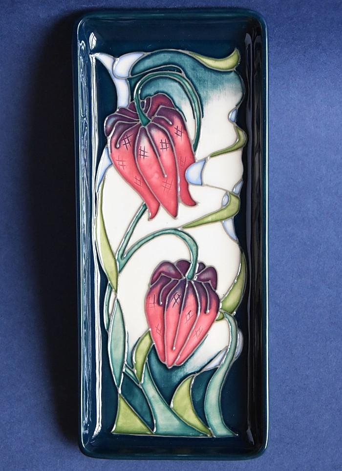 Moorcroft Pottery Rachel Bishop Collection Pretty Penny 965 Open Edition