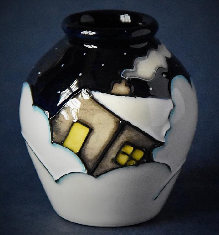 Moorcroft Pottery The Journey 4/2 Kerry Goodwin Open Edition