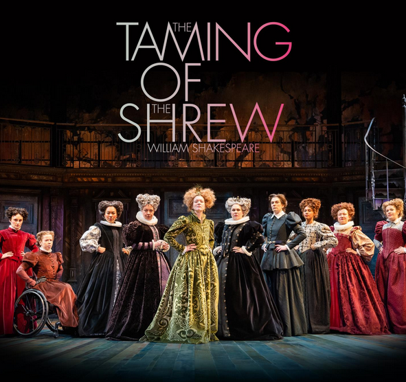 The Taming of the Shrew by William Shakespeare Stratford-upon-Avon