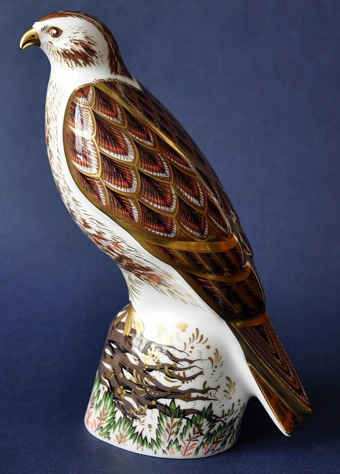 Royal Crown Derby Buzzard Limited Edition of 750
