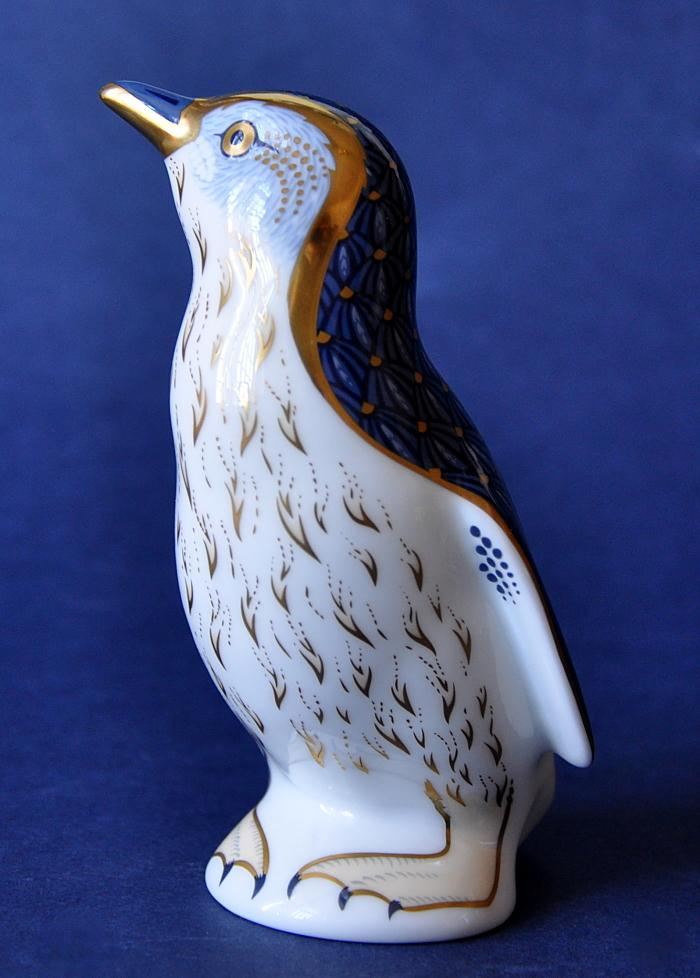Royal Crown Derby Fairy Penguin