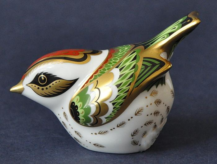 Royal Crown Derby Firecrest