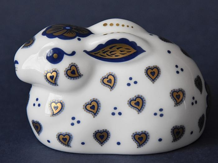 Royal Crown Derby Rabbit