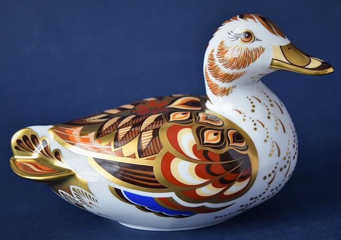 Royal Crown Derby Wigeon Duck
