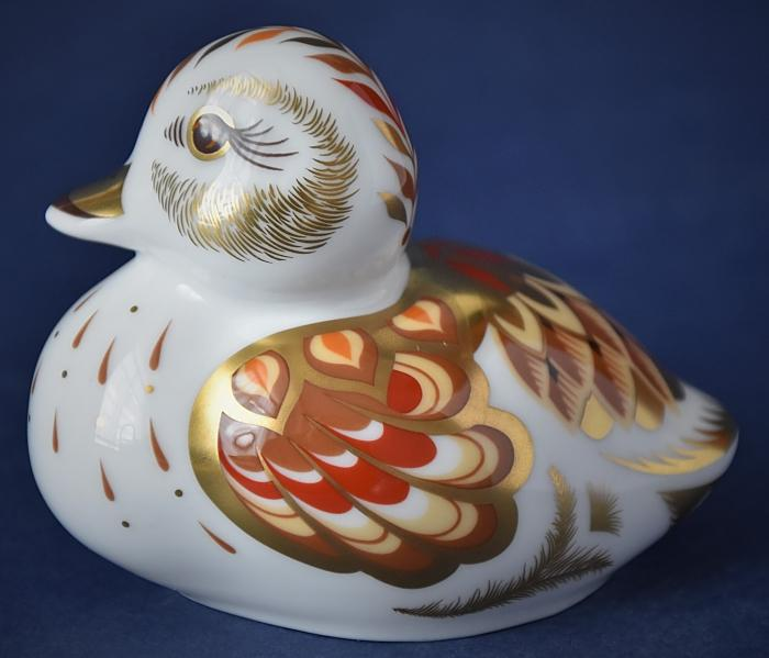 Royal Crown Derby Wigeon Duckling